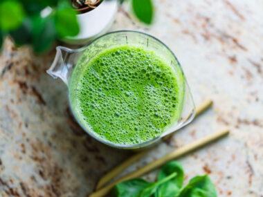 smoothie-ontbijt-groen