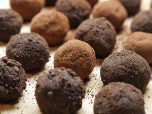 Happy truffel